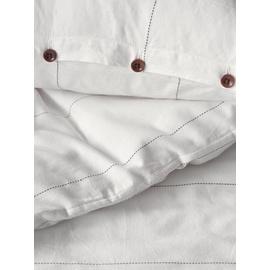 Marc O'Polo Simla weiß (155x220+80x80cm)