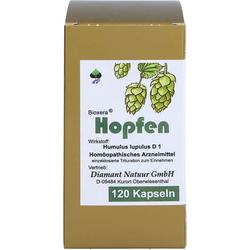 HOPFEN BIOXERA Kapseln 120 St.