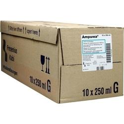 AMPUWA Glasflasche Injektions-/Infusionslösung 2500 ml