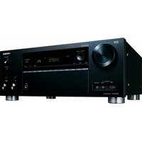 Onkyo TX-RZ720 7.2-Kanal AV-Receiver (Hi-Res, Spotify, Deezer, Airplay, WLAN, Bluetooth, Multiroom) schwarz