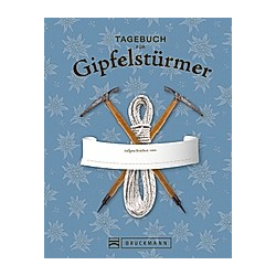 Tagebuch für Gipfelstürmer - Buch