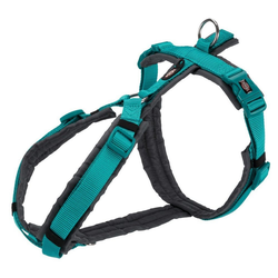 TRIXIE Hunde-Geschirr Premium Trekking Geschirr, Nylon S - 44 cm - 53 cm