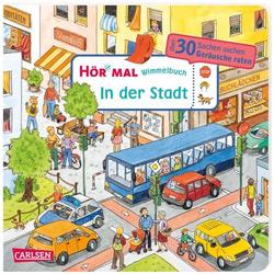 Hör mal (Soundbuch): Wimmelbuch: Stadt
