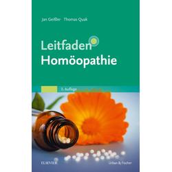 Leitfaden Homöopathie: eBook von
