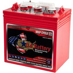 US Battery 2200 XC2 6V Versorgungsbatterie 225Ah