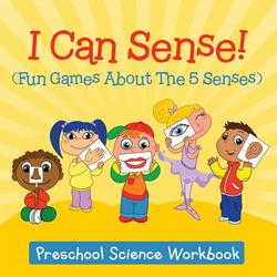 I Can Sense! (Fun Games About The 5 Senses) als Taschenbuch von Baby