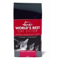 World's Best Cat Litter Multiple Cat Clumping 3,18 kg