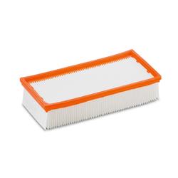 Flachfaltenfilter Papier