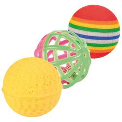 TRIXIE Set Spielbälle 3 Stück