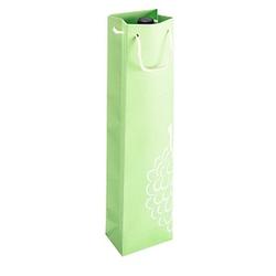 25 VP Flaschenbeutel   grün