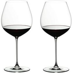 RIEDEL Glas Rotweinglas RIEDEL VERITAS OLD WORLD Rotweinglas PINOT NOIR 2