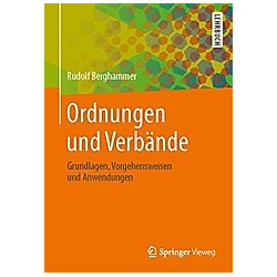 Ordnungen und Verbände. Rudolf Berghammer  - Buch