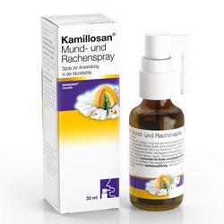 KAMILLOSAN Mund- und Rachenspray 30 ml