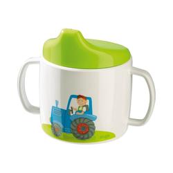Haba Trinklernbecher Trinklernbecher Traktor
