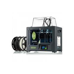 BRESSER 3D-Drucker BRESSER T-REX² WLAN 3D Drucker mit 2 Extrudern, 3D Drucker