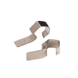 Weck Einmachglas Klammern − Universal Einweckklammern aus Edelstahl, Edelstahl, (24-tlg)