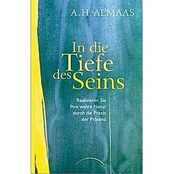 In die Tiefe des Seins. A. H. Almaas  - Buch
