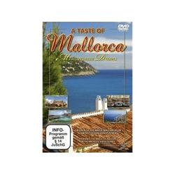 A Taste of Mallorca DVD