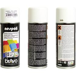 8180001 Bravo Spraylack Glanz Weiß 400ml