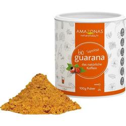 Guarana Bio Pulver pur