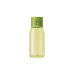 Joseph Joseph Trinkflasche Joseph Joseph Wasserflasche mit Zähldeckel Grün
