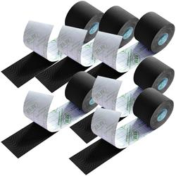 SFM ® Kinesiologische Tapes : cotton in Papierbox 5cmx5m schwarz (6)
