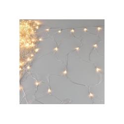 in.tec LED-Lichternetz, 240-flammig, LED Lichterkette 3x3m 240 LEDs Innen/Außen Weihnachtsbeleuchtung 300 cm x 6 m