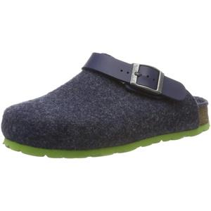 Fischer Shetland Clogs, Blau (Jeans 55), 26 EU