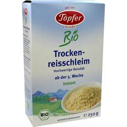 Töpfer Bio Trockenreisschleim