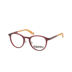 Superdry SDO ALBY 160, inkl. Gläser, Runde Brille, Damen