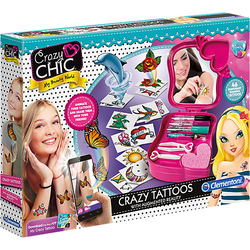 Crazy Chic - Crazy Tattoos mit App