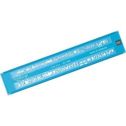 Schriftschablone 0,5mm