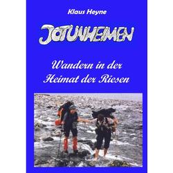 Jotunheimen als Buch von Klaus Heyne