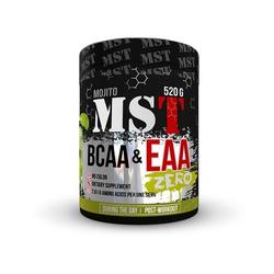 MST - BCAA & EAA 520g Zero (Geschmack: Mojito)