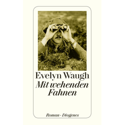 Mit wehenden Fahnen als Taschenbuch von Evelyn Waugh