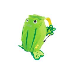 TRUNKI Kinderrucksack PaddlePak wasserfester Kinderrucksack M 37 cm grün
