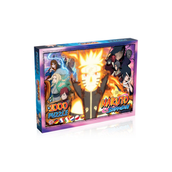 Winning Moves Spiel, Naruto Shippuden Puzzle (1000 Teile)