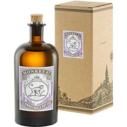 Monkey 47 Dry Gin mit Geschenkbox