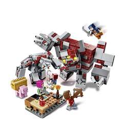 21163 LEGO® MINECRAFT Das Redstone-Kräftemessen
