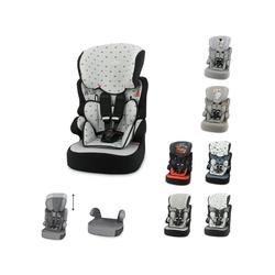 Lorelli Autokindersitz Kindersitz X-Drive Plus Gruppe 1/2/3, 4.25 kg, (9 - 36 kg) 1 bis 12 Jahre, Kissen grau