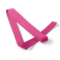 PRYM Gurtband für Taschen, 30mm, pink, 3m, 100% Baumwolle, Bänder & Borten, Gurtbänder