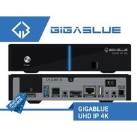 GiGaBlue UHD IP 4K Ultra E2 IPTV Multiroom Kabel-Receiver