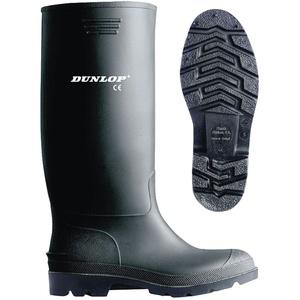 Dunlop® Gummistiefel Pricemastor, schwarz, Gr. 47, 34795