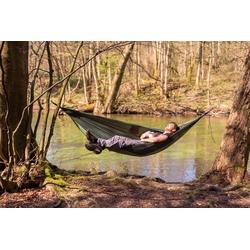 Amazonas Hängematte Hängematte, Silk Traveller Thermo (1 St)