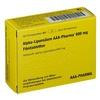 AAA - PHARMA GMBH Alpha-Liponsäure AAA-Pharma 600mg Filmtabletten
