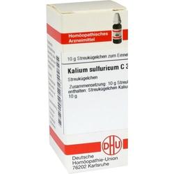 KALIUM SULFURICUM C30