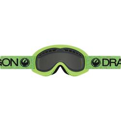 SNB-Brille Hülsen DRAGON - DXs - Green/Smoke (794)