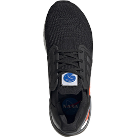 adidas Ultraboost 20 M core black/iron metallic/football blue 45 1/3