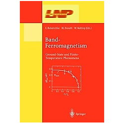 Band-Ferromagnetism - Buch