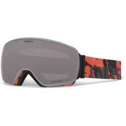 Giro Agent lava - vivid onyx/infrared - vivid onyx/infrared